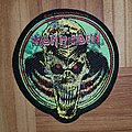 Iron Maiden - Live in Donnington - VG 1992 Patch