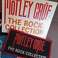 Mötley Crüe - Patch - Vtg Mötley Crüe 'The Rock Collection'