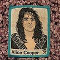 Alice Cooper (Vincent Damon Furnier) Patch