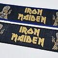 Iron Maiden - Patch - Vtg Iron Maiden 'super strip Killer two versions'