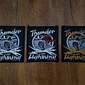 Thin Lizzy/Thunder and Lightning Tour 1983 Patch