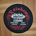 Monsters Of Rock Donington Park August 16th 1980 Patch