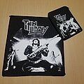 Thin Lizzy - Patch - Vtg Thin Lizzy 'Live And Dangerous