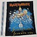 Iron Maiden - Patch - Vtg Iron Maiden 'Seventh Son Of A Seventh Son BP'