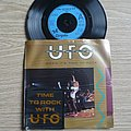 UFO - Tape / Vinyl / CD / Recording etc - UFO - When it's time to Rock + patch