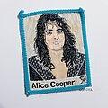 Alice Cooper - Patch - VG Alice Cooper (Vincent Damon Furnier)