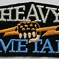 VG Heavy metal/Lightning strike Patch