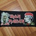 Iron Maiden Women In Uniform VG patch