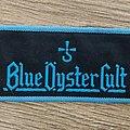 VG Blue Öyster Cult/Logo Patch