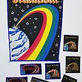 Rainbow - Patch - VG Rainbow 'Down to Earth'