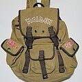 Iron Maiden - Other Collectable - Og Iron Maiden - Backpack - A Matter Of Life And Death
