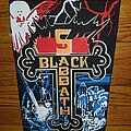 Black Sabbath - Patch - Vtg Black Sabbath 'Live Evil'