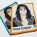 Alice Cooper - Patch - Vtg Alice Cooper