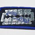 Judas Priest - Patch - Vtg Judas Priest 'British Steel