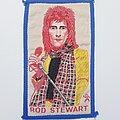 Rod Stewart - Patch - Vtg Rod Stewart