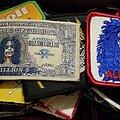 Alice Cooper - Patch - Og Vtg  Alice Cooper 'Billion Dollar Babies and Fan Club patch'