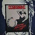 Scorpions - Savage Amusement  Patch