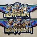 Motörhead - Patch - Or Iron Maiden 'Powerslave BP'