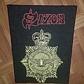 Saxon -  Strong Arm of the Law BP Patch