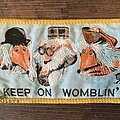 The Wombles - Patch - Vtg The Wombles 'Keep On Womblin°'