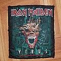 Iron Maiden - Virus/VG  Patch
