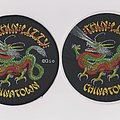 Thin Lizzy - Patch - VG Thin Lizzy 'Chinatown two Versions'