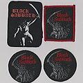 Black Sabbath - Patch - Vtg Black Sabbath 'Paranoid'