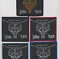 Judas Priest - Patch - VG Defenders of the Faith Set