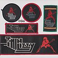 Thin Lizzy - Patch - VG Thin Lizzy 'Life'Live' Set
