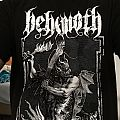 My Behemoth Shirt From The Slayer Show