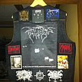 Battle Jacket - Battle Jacket - Black and Thrash Metal Themed Vest (Part II)