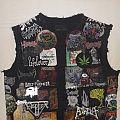 Death - Battle Jacket - My battle jacket