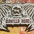 Manilla Road Pin Pin / Badge