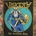 Visigoth The Revenant King Patch