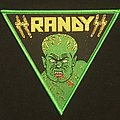 Randy Triangle Patch