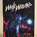 White Wizzard Backpatch