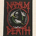 Napalm Death Bootleg Patch