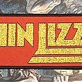 Thin Lizzy - Patch - Thin Lizzy Strip Patch