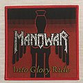 Manowar Bootleg Patch