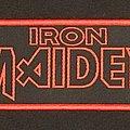 Iron Maiden Strip Patch