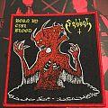 Sabbat - Born by Evil Blood Patch