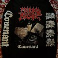 "Morbid Angel ""Covenant"" longsleeve  TShirt or Longsleeve"