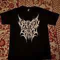 "Defeated Sanity ""White logo"" shirt"