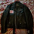 Spiked Leather jacket