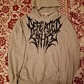 Defeated Sanity Calculated Barbarity hoodie