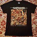 """Carcass """"Reek of Putrefaction"""" shirt"""