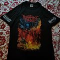 Building Temples From Death Fest 2014 shirt