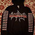 """Dying Fetus """"Cemetery"""" hoodie"""