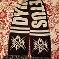 """Dying Fetus """"MDDM"""" scarf"""
