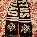 """Dying Fetus """"MDDM"""" scarf Other Collectable"""